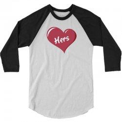 Her 3/4 Sleeve Shirt   Artistshot