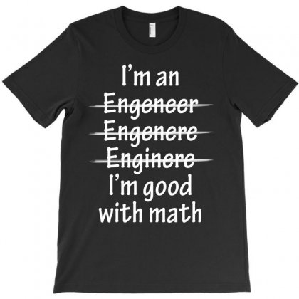I Am Good With Math T-shirt Designed By Tshiart
