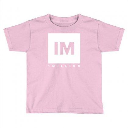 1 Million Dance Studio Toddler T-shirt Designed By Mdk Art
