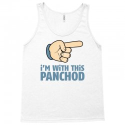 I Am With This Punchod Tank Top | Artistshot