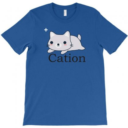 Funny Cat Science T Shirt T-shirt Designed By Yoseptees