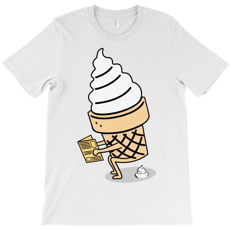 Ice Cream T-shirt   Artistshot