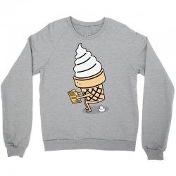 Ice Cream Crewneck Sweatshirt   Artistshot