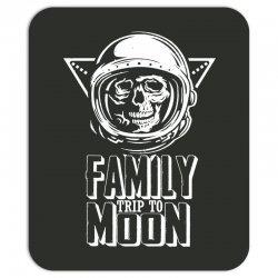 Family Trip To Moon Mousepad | Artistshot