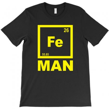 Fe Man T-shirt Designed By Yoseptees