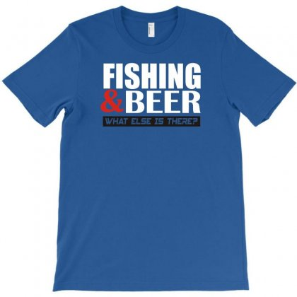 Fishing And Beer T-shirt Designed By Yoseptees