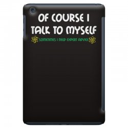 geek expert advice   science   physics   nerd t shirt iPad Mini Case | Artistshot