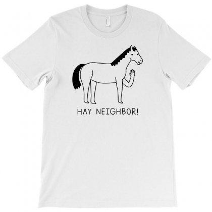 Hey Horse! T-shirt Designed By Yoseptees