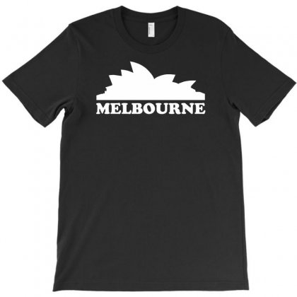 Melbourne T-shirt Designed By Yoseptees