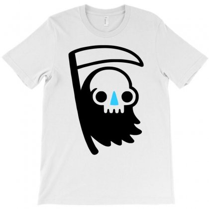Reaper Dude T-shirt Designed By Yoseptees