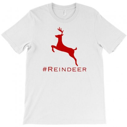 #reindeer T-shirt Designed By Yoseptees