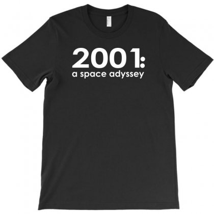 2001 A Space Adyssey T-shirt Designed By Yoseptees