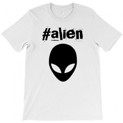 Alien Funny Tshirt T-shirt Designed By Yoseptees