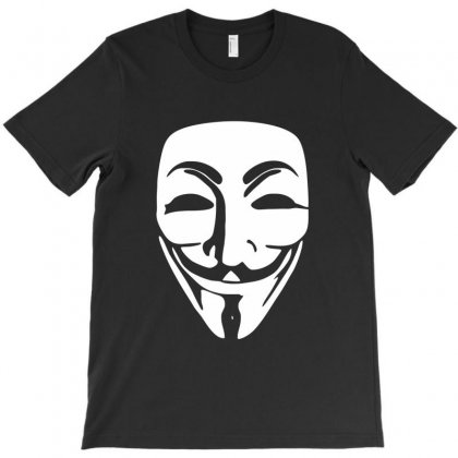 Anonymous Misteryous T-shirt Designed By Yoseptees