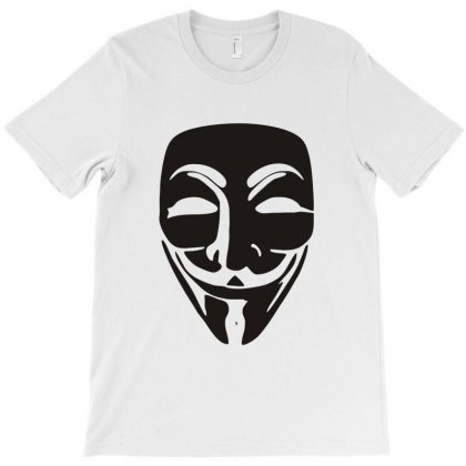 Anonymous T-shirt Designed By Yoseptees