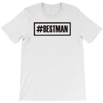 Best Man T-shirt Designed By Yoseptees