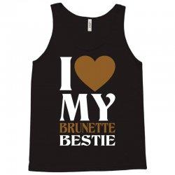 I Love My Blonde Bestie - I Love My Brunette Best Tank Top   Artistshot