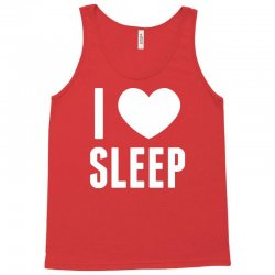 I Heart Sleep Tank Top | Artistshot