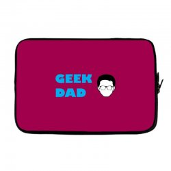 geek dad Laptop sleeve | Artistshot