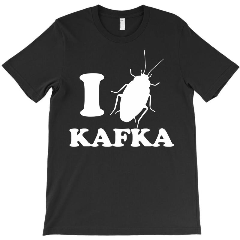 I Lovefrank Kafka T-shirt | Artistshot