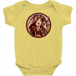 music girl Baby Bodysuit | Artistshot
