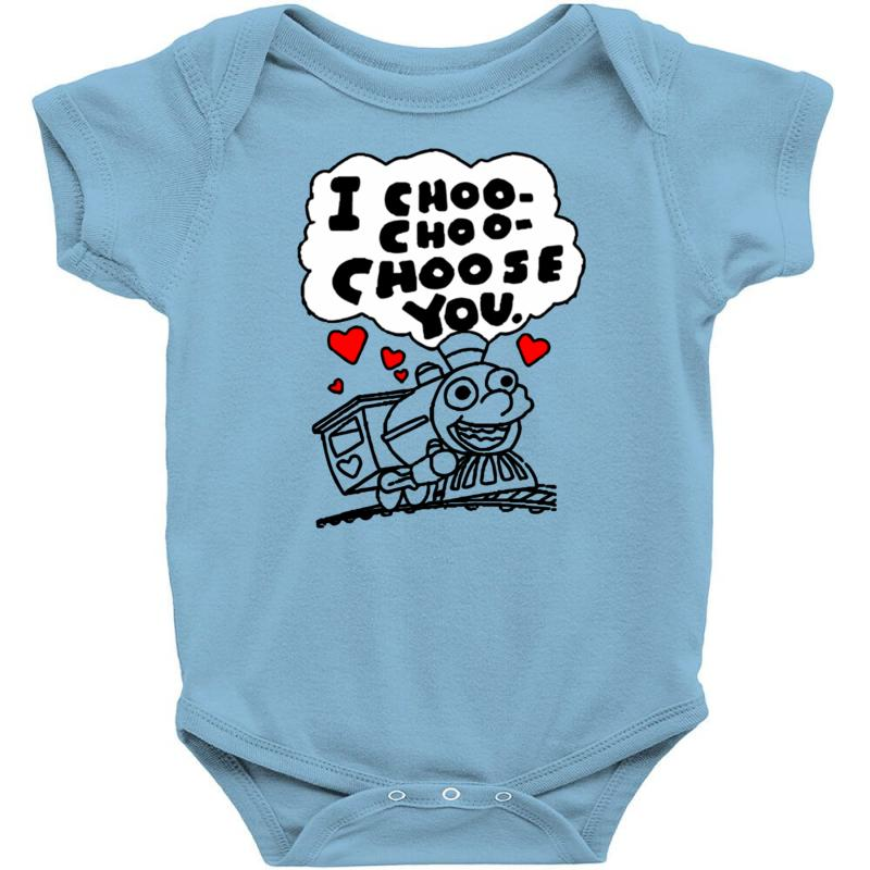 I Choo Choo Choose You Baby Bodysuit | Artistshot