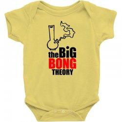 Big Bong Theory Baby Bodysuit | Artistshot