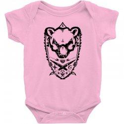 wild bear Baby Bodysuit | Artistshot