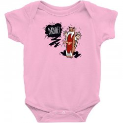 Angry Boss Screaming Deadline Baby Bodysuit | Artistshot
