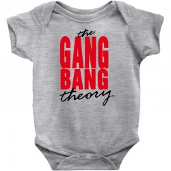 the gang bang theory Baby Bodysuit | Artistshot