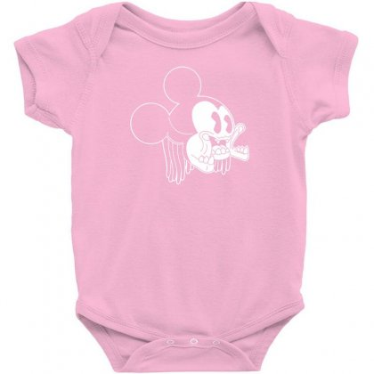 Icky Mouse Baby Bodysuit Designed By Specstore