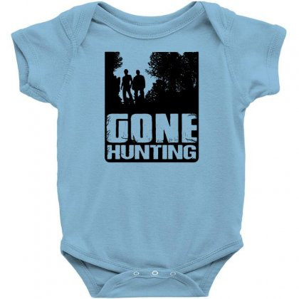 Gone Hunting Baby Bodysuit Designed By Specstore