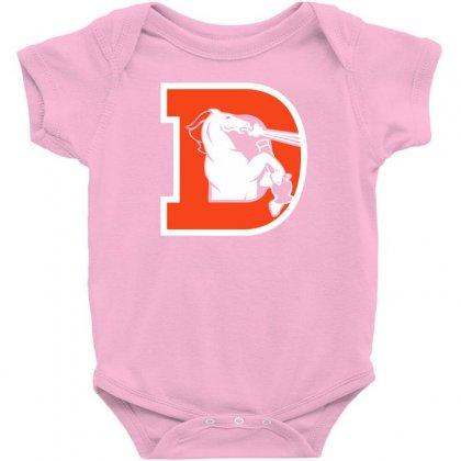 Denver Bongcos Baby Bodysuit Designed By Specstore