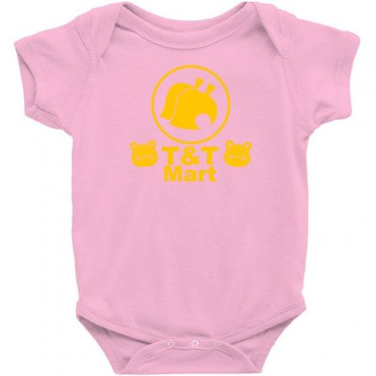 Animal Crossing T And T Mart Baby Bodysuit Designed By Specstore