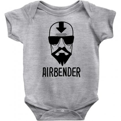 Airbender Baby Bodysuit Designed By Specstore