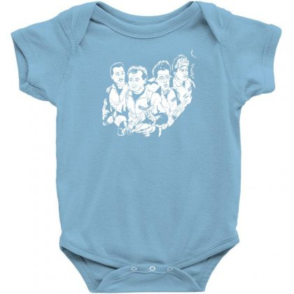 Who You Gonna Call Baby Bodysuit Designed By Specstore