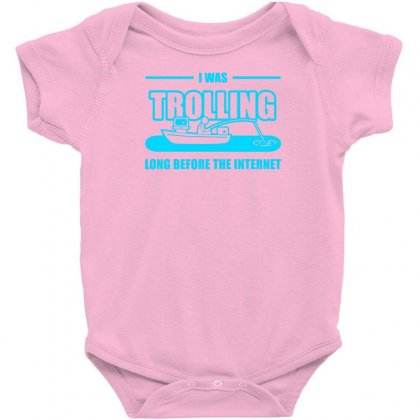 Trolling Before The Internet Baby Bodysuit Designed By Specstore