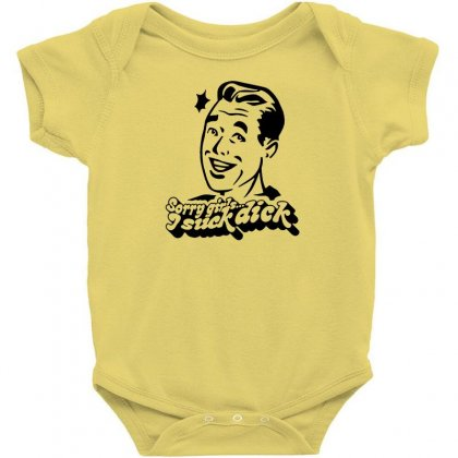 Sorry For Girl Baby Bodysuit Designed By Specstore