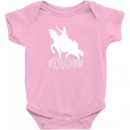 Saint Louis Baby Bodysuit Designed By Specstore