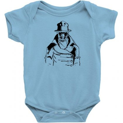 Rorschach Baby Bodysuit Designed By Specstore