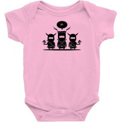 Ni Ni Ninjas Baby Bodysuit Designed By Specstore
