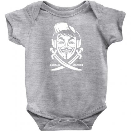 Hips Anonymous Baby Bodysuit Designed By Specstore