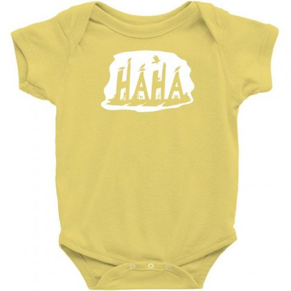 Haha The Harris Hawk Baby Bodysuit Designed By Specstore