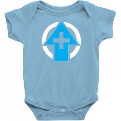 fate core create advantage Baby Bodysuit   Artistshot