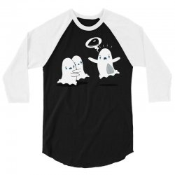 Iron On Boo 3/4 Sleeve Shirt | Artistshot