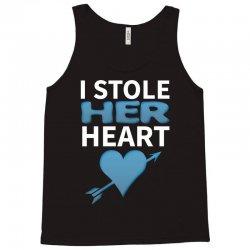 I Stole Her Heart Tank Top | Artistshot