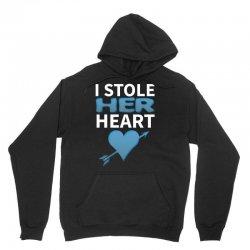 I Stole Her Heart Unisex Hoodie | Artistshot