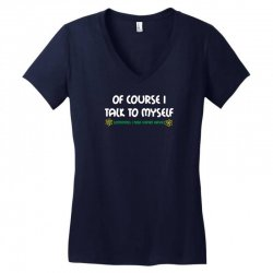 geek expert advice   science   physics   nerd t shirt Women's V-Neck T-Shirt | Artistshot