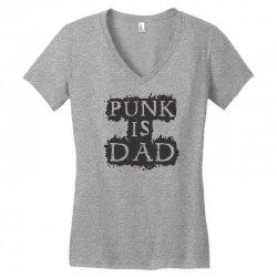 c470d7541 Custom Punk Is Dad T-shirt By Sbm052017 - Artistshot
