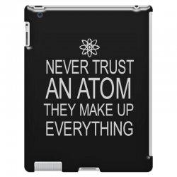 an atom iPad 3 and 4 Case | Artistshot